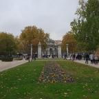 El Retiro, le poumon vert de Madrid